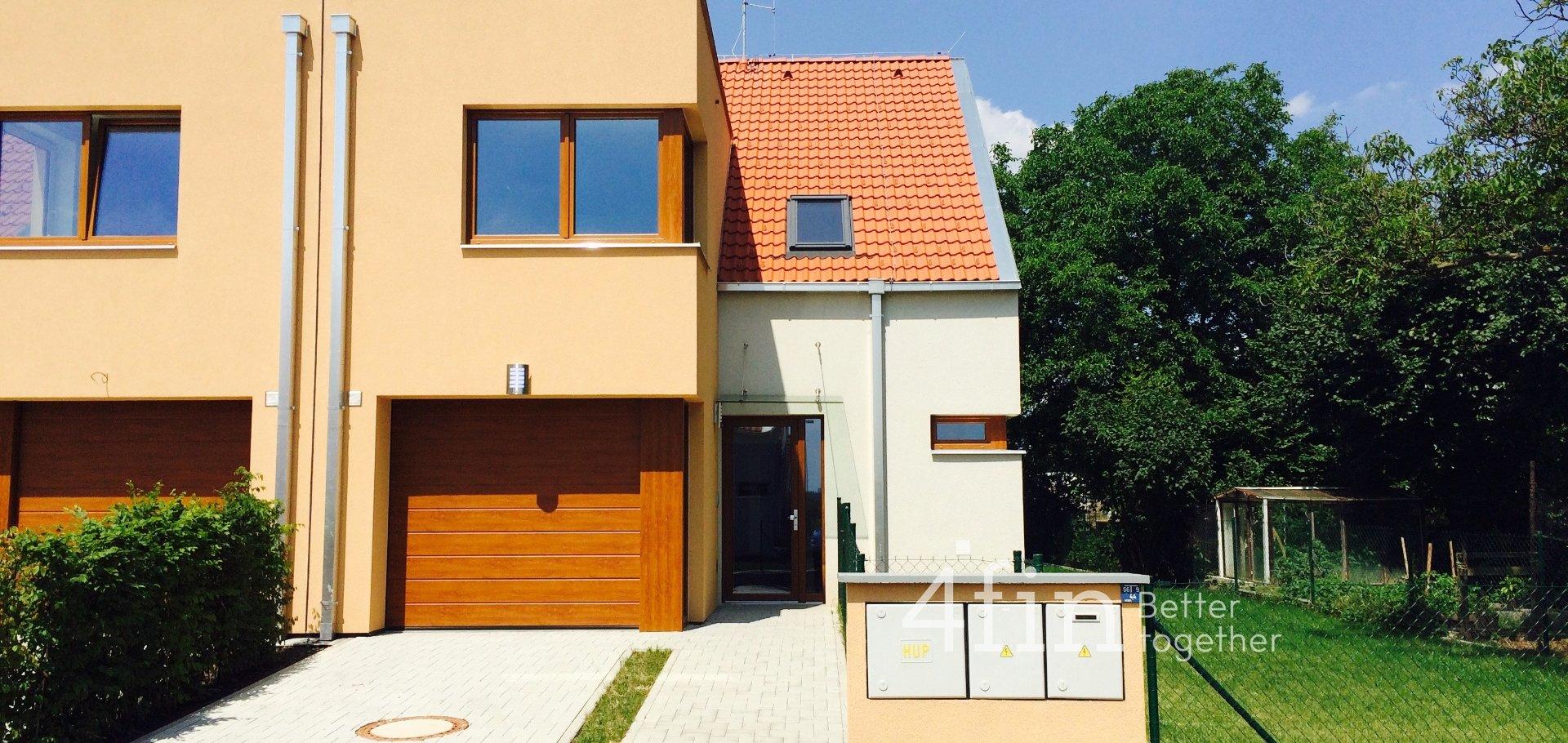 Pronájem, Rodinné domy, 157m² - Praha - Březiněves