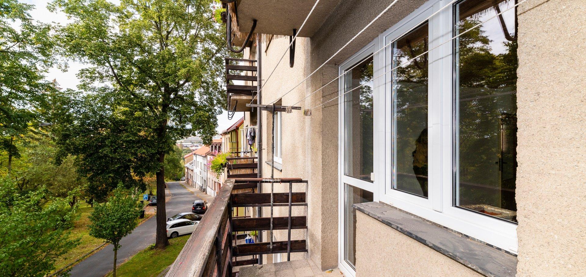 Pronájem, Byty 3+1+L, 80m² - Plzeň - Doudlevce