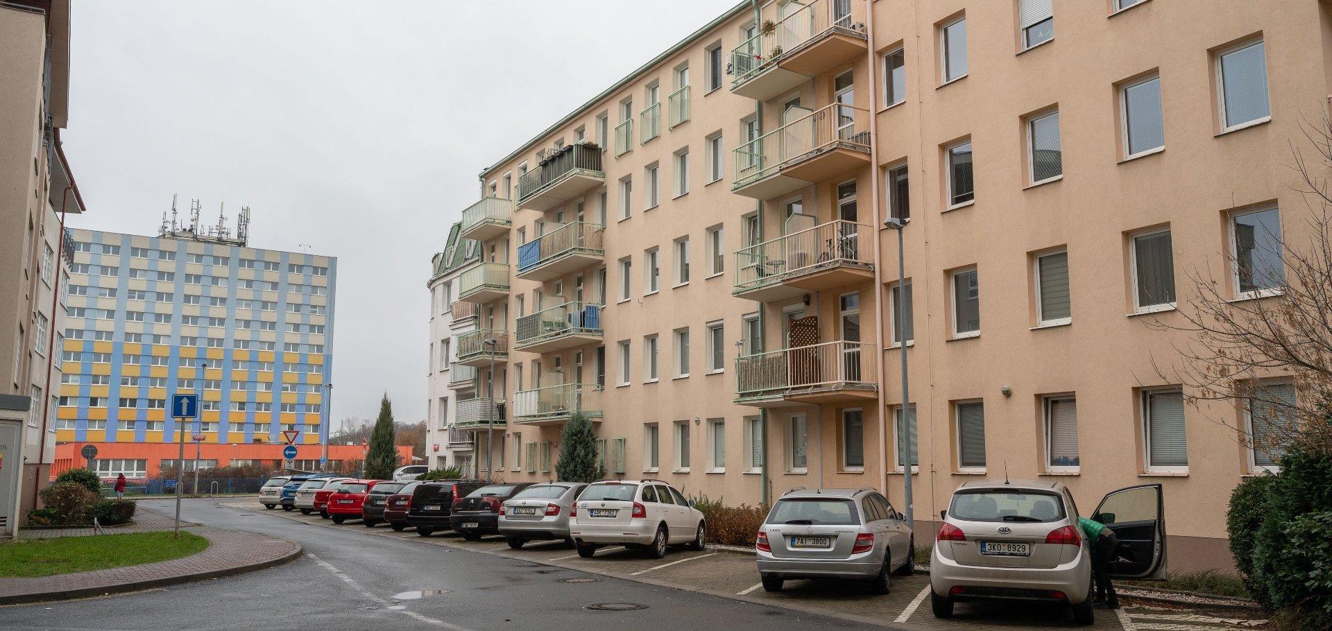 Byt 1+kk v novostavbě, 33m² + Garážové stání - Praha - Kyje