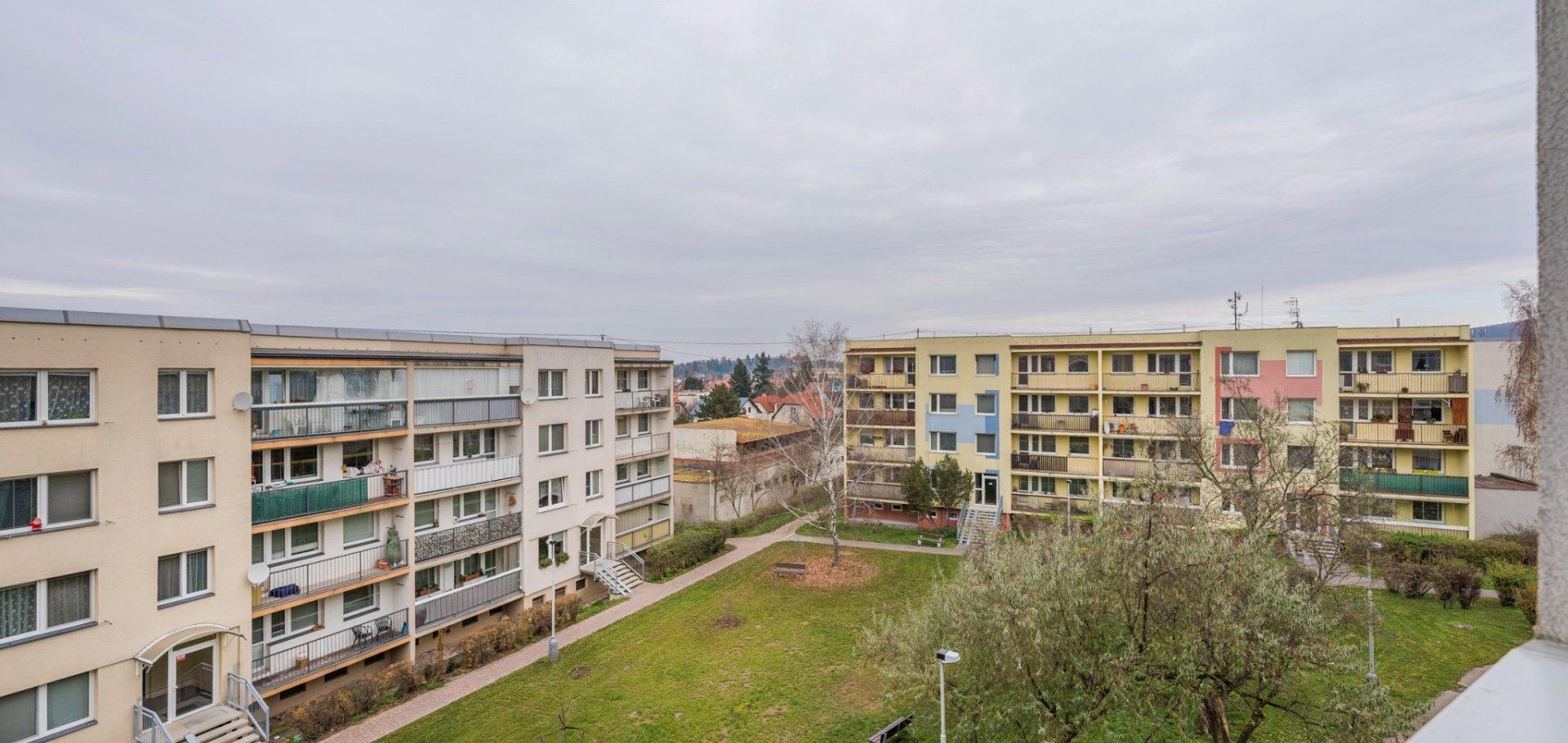 Prodej bytu 3+1 s lodžií, 81m², Praha - Zbraslav