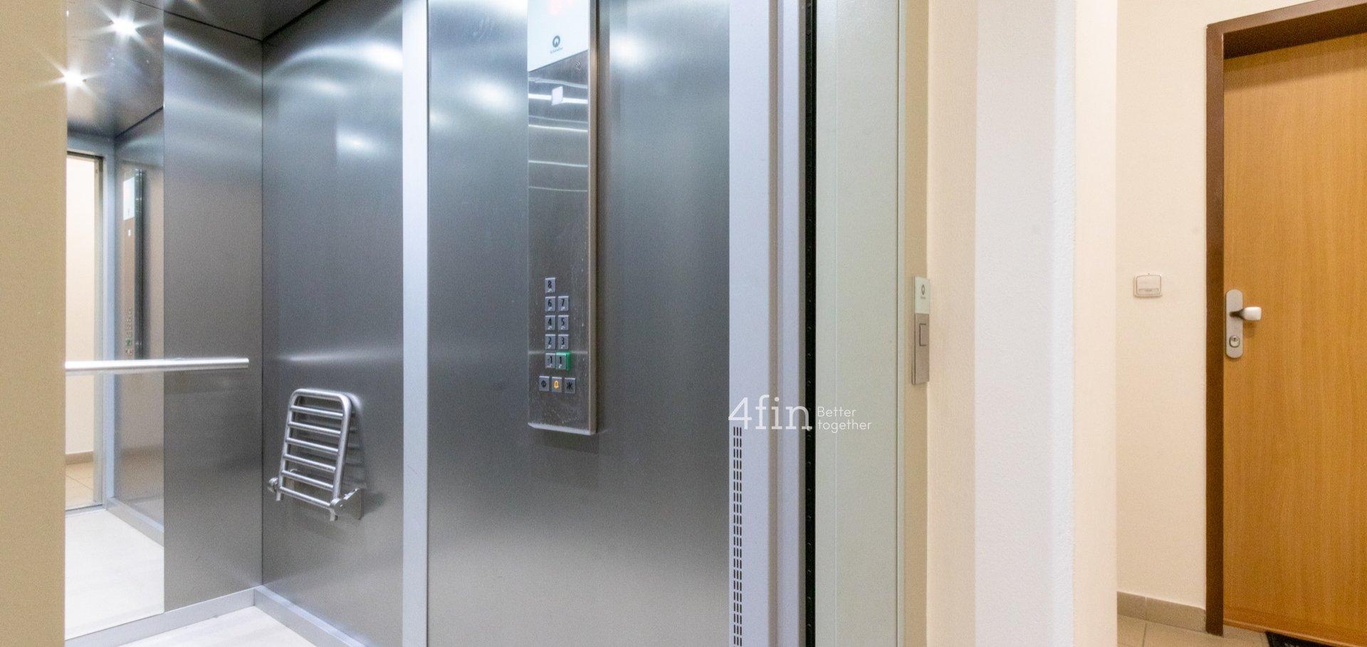 Moderní  byt 2+kk k pronájmu - Brno-Líšeň