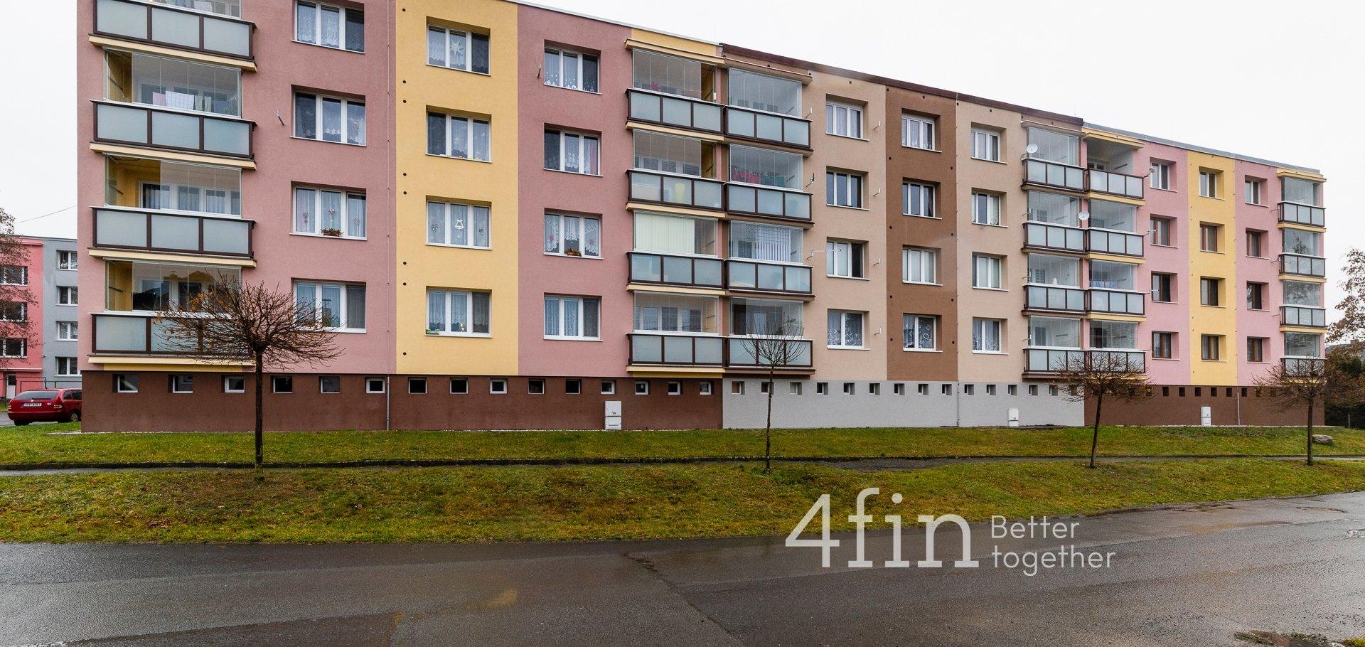 Prodej, Byty 2+1+L, 67,6m² - Poběžovice