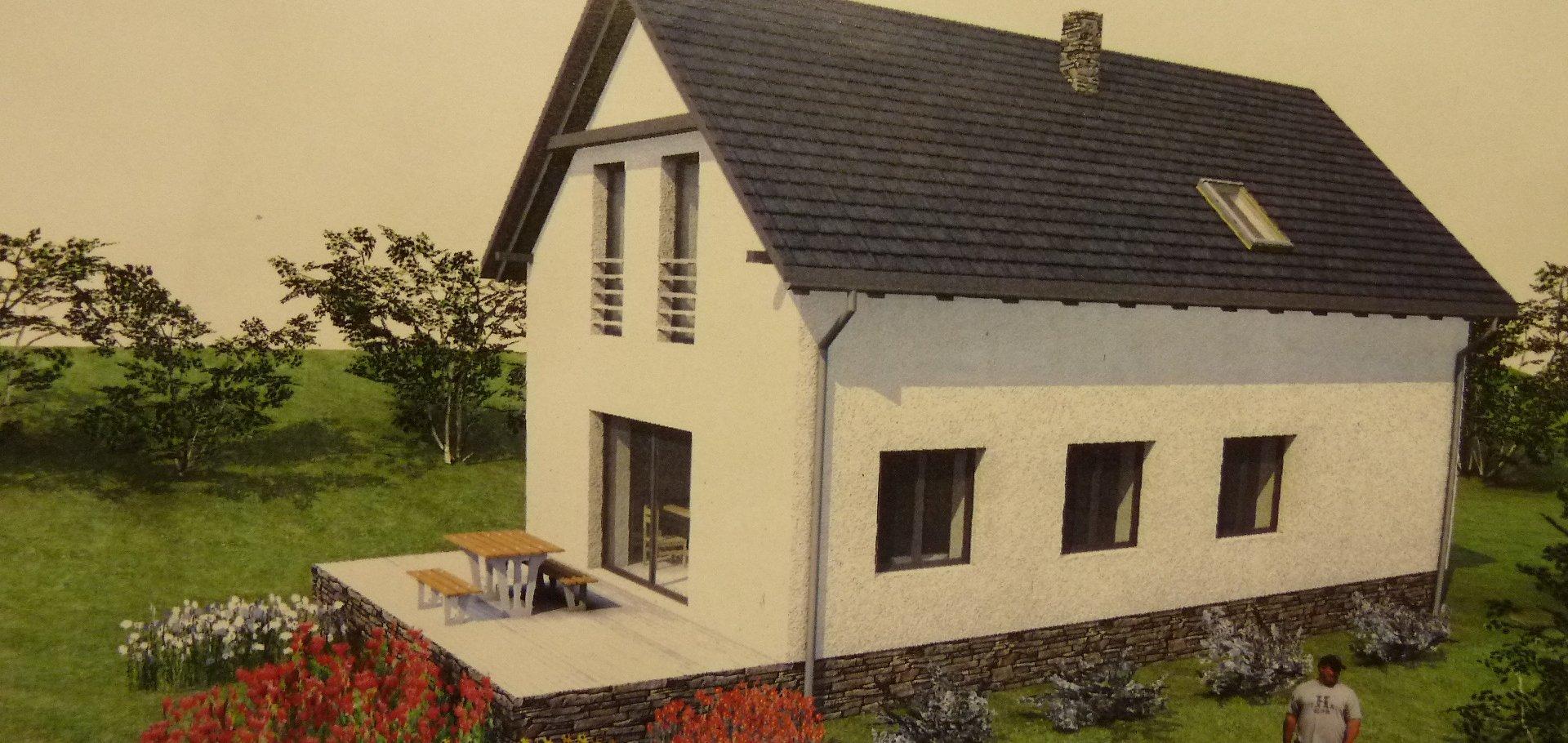 Prodej, Rodinné domy, 150m² - Jablůnka