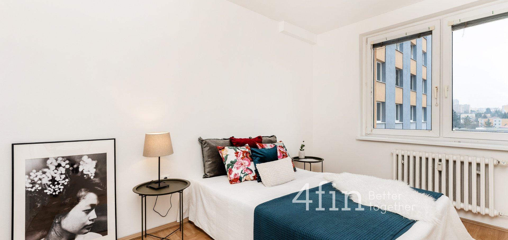 Pronájem bytu 2+kk, 40m² - Praha - Krč