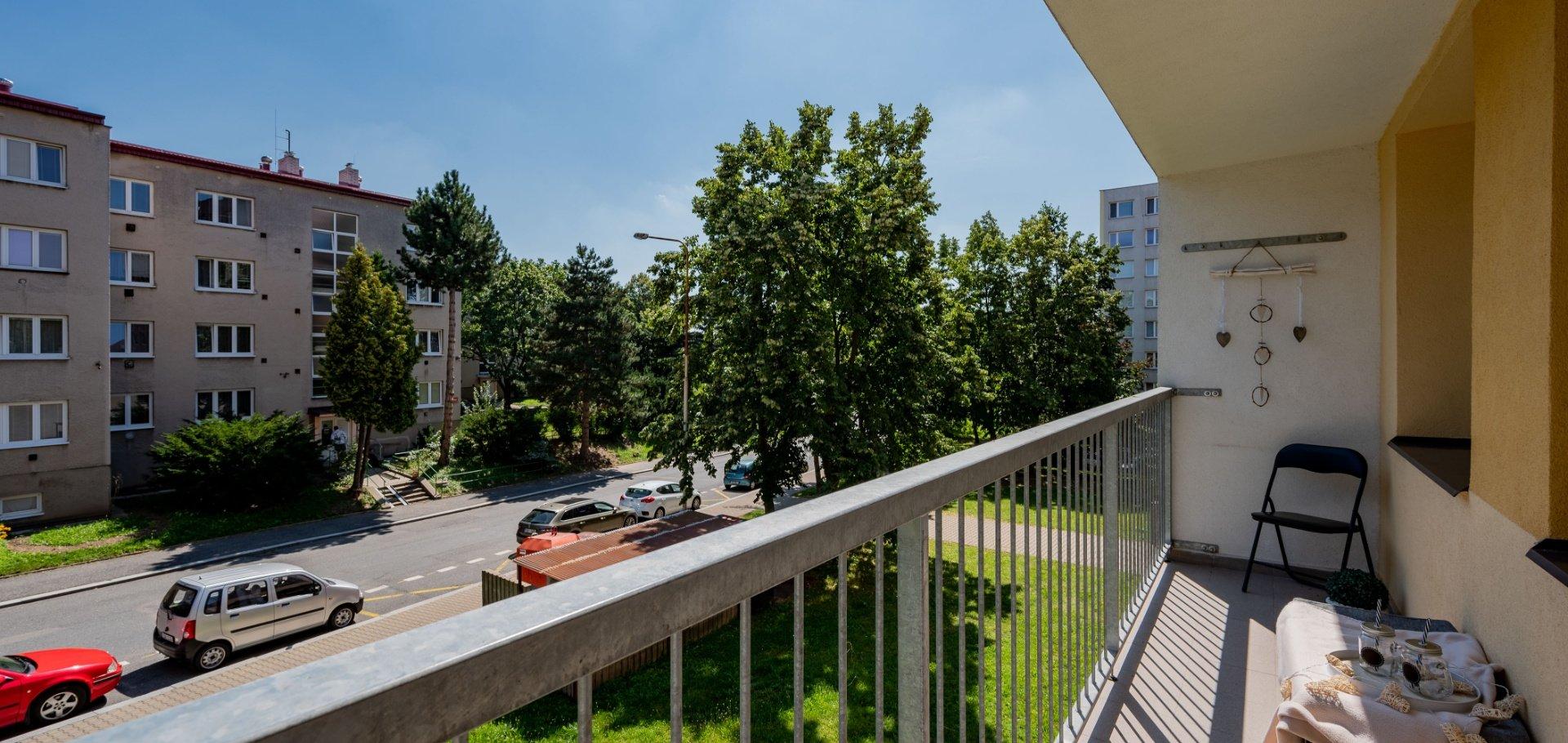 REZERVOVÁNO!  Prostorný byt 4+1 Žitenická, Čáslav - Čáslav-Nové Město