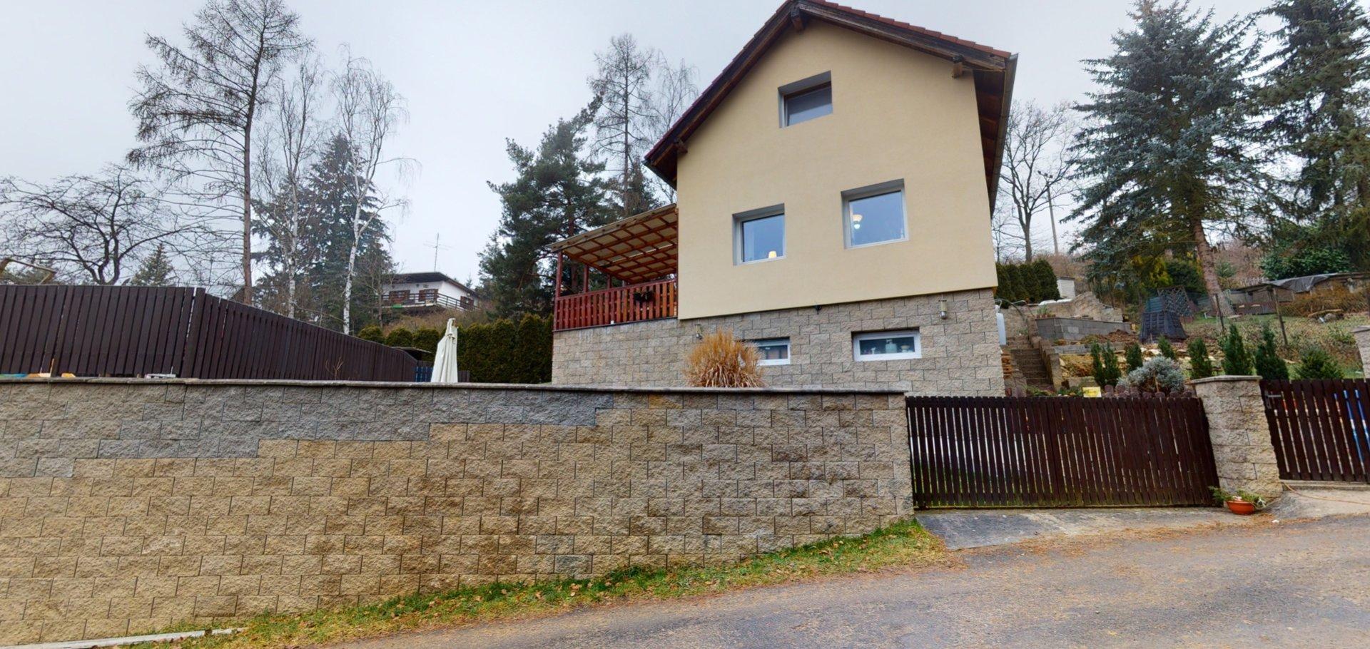 Prodej, Rodinné domy, 85m² - Stříbrná Skalice - Hradové Střimelice