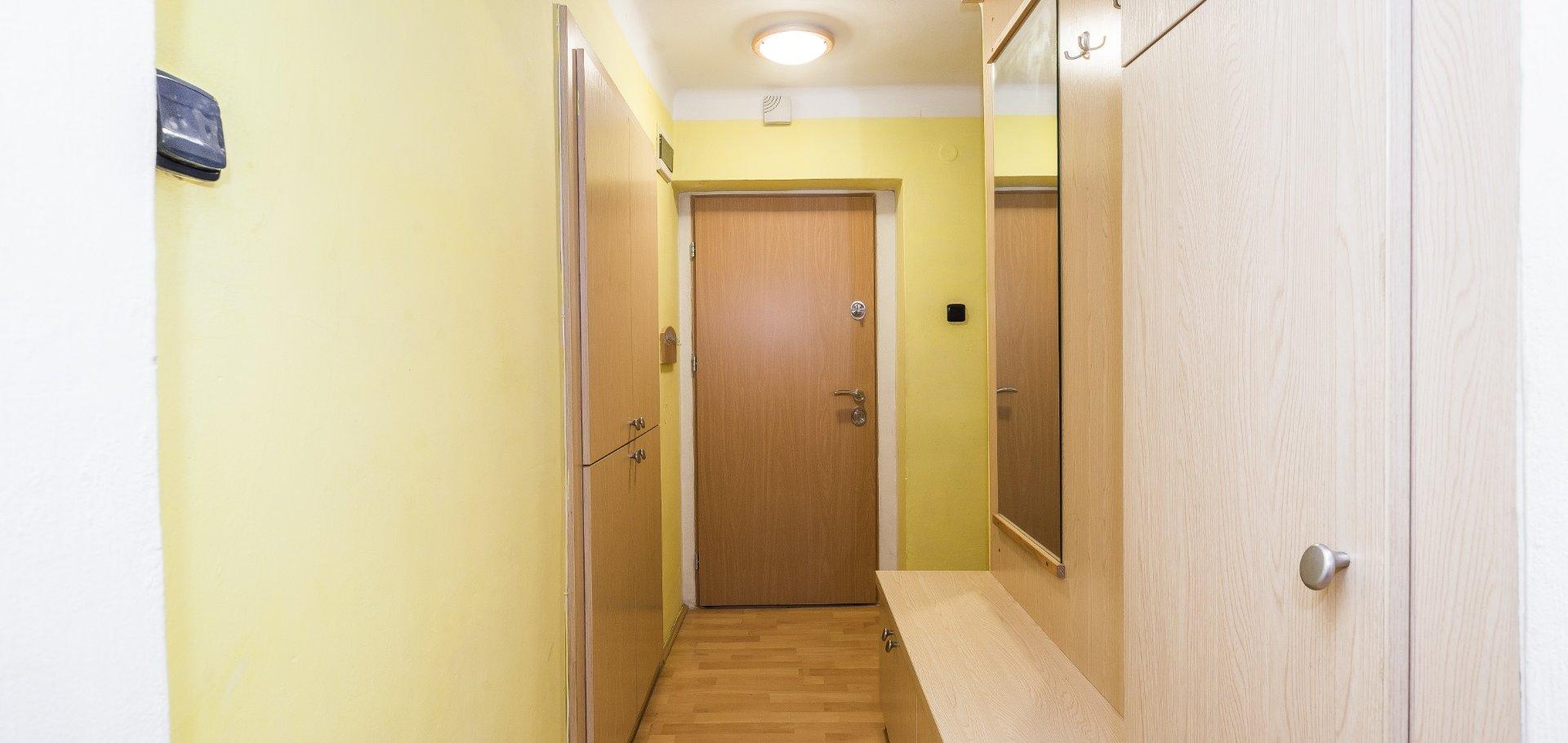 Prostorný byt 2+1 v centru Berouna