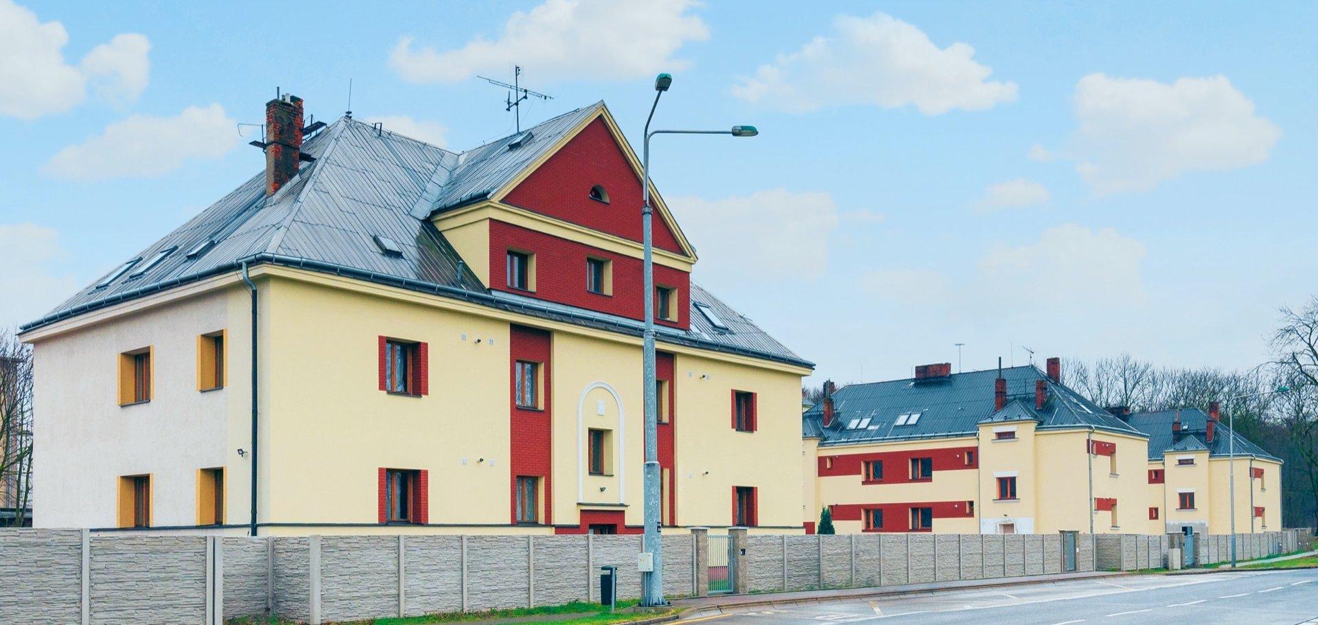 Pronájem, Byty 2+kk, 58m² - Ostrava - Mariánské Hory