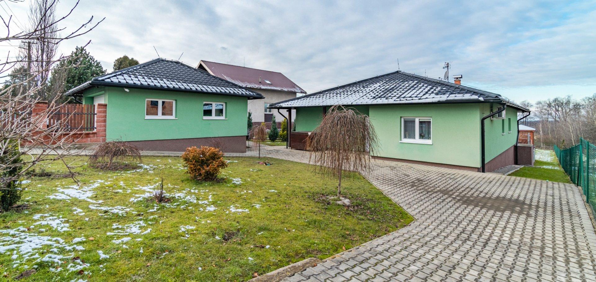Prodej nadstandartního rodinného domu, ul. Podlesní, Petřvald