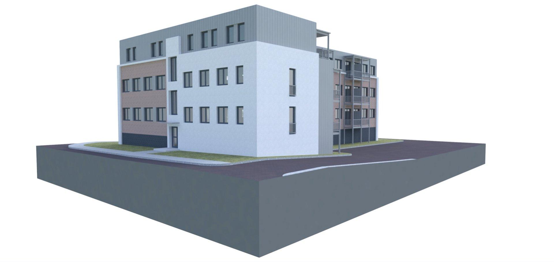 Prodej, Byty 2+kk, 50m² - Hodonín, Rohatec
