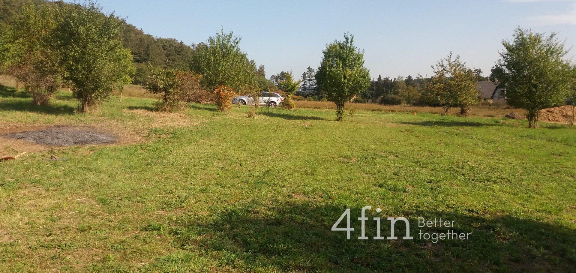 Prodej, Pozemky pro bydlení, 3126m² - Kamenný Přívoz - Kamenný Újezdec