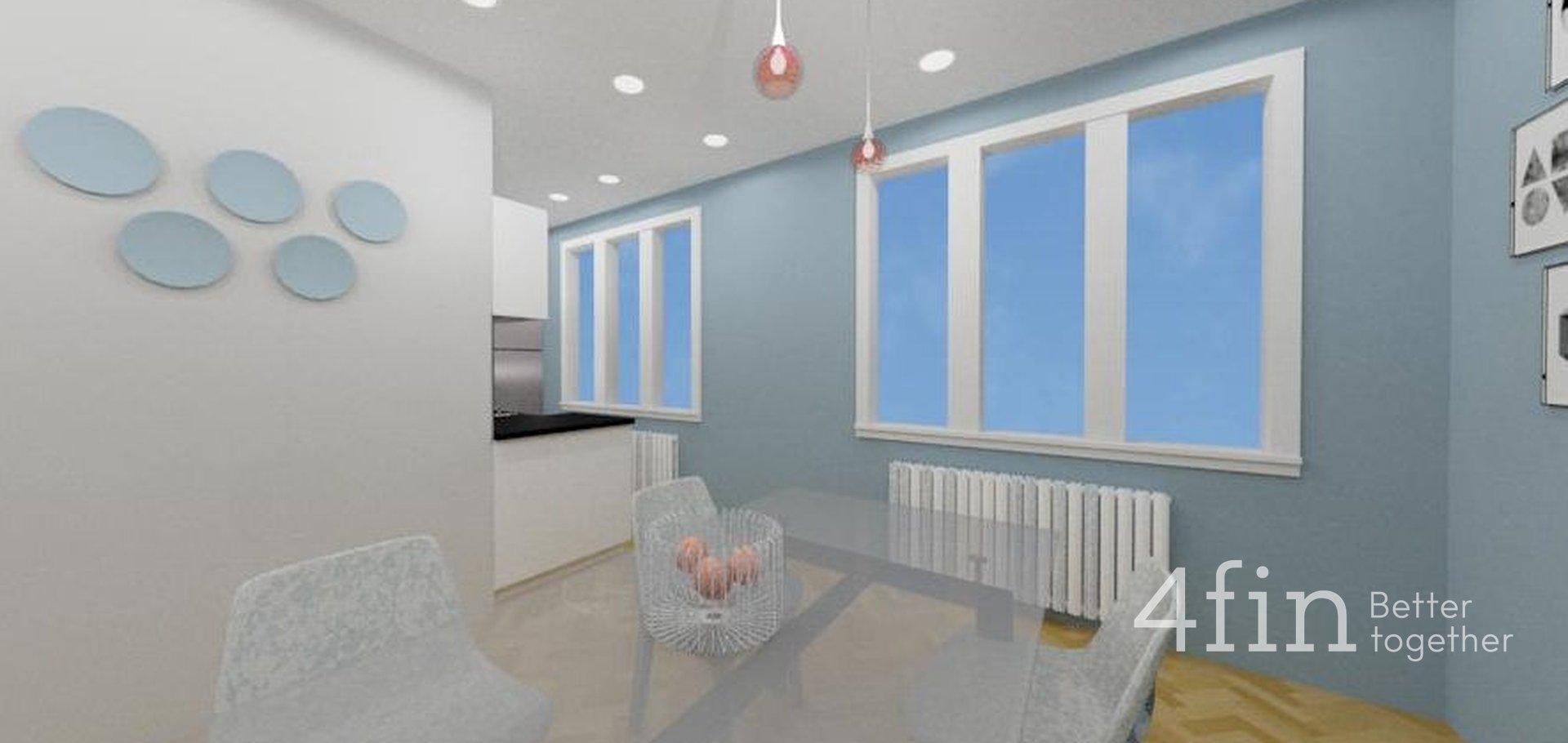 Prodej bytu 4+kk, 85,94m² , Praha 6 - Dejvice