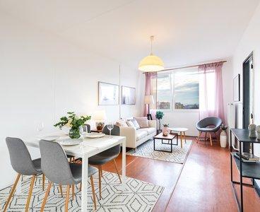 Prodej bytu 2+kk, 43m², Praha 9 - Střížkov