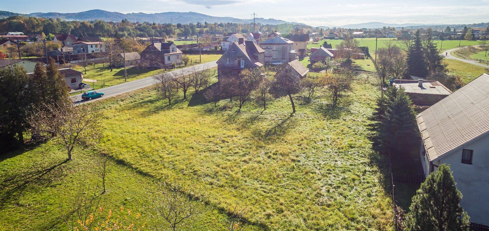 Prodej, Pozemky pro bydlení, 1247m² - Vendryně