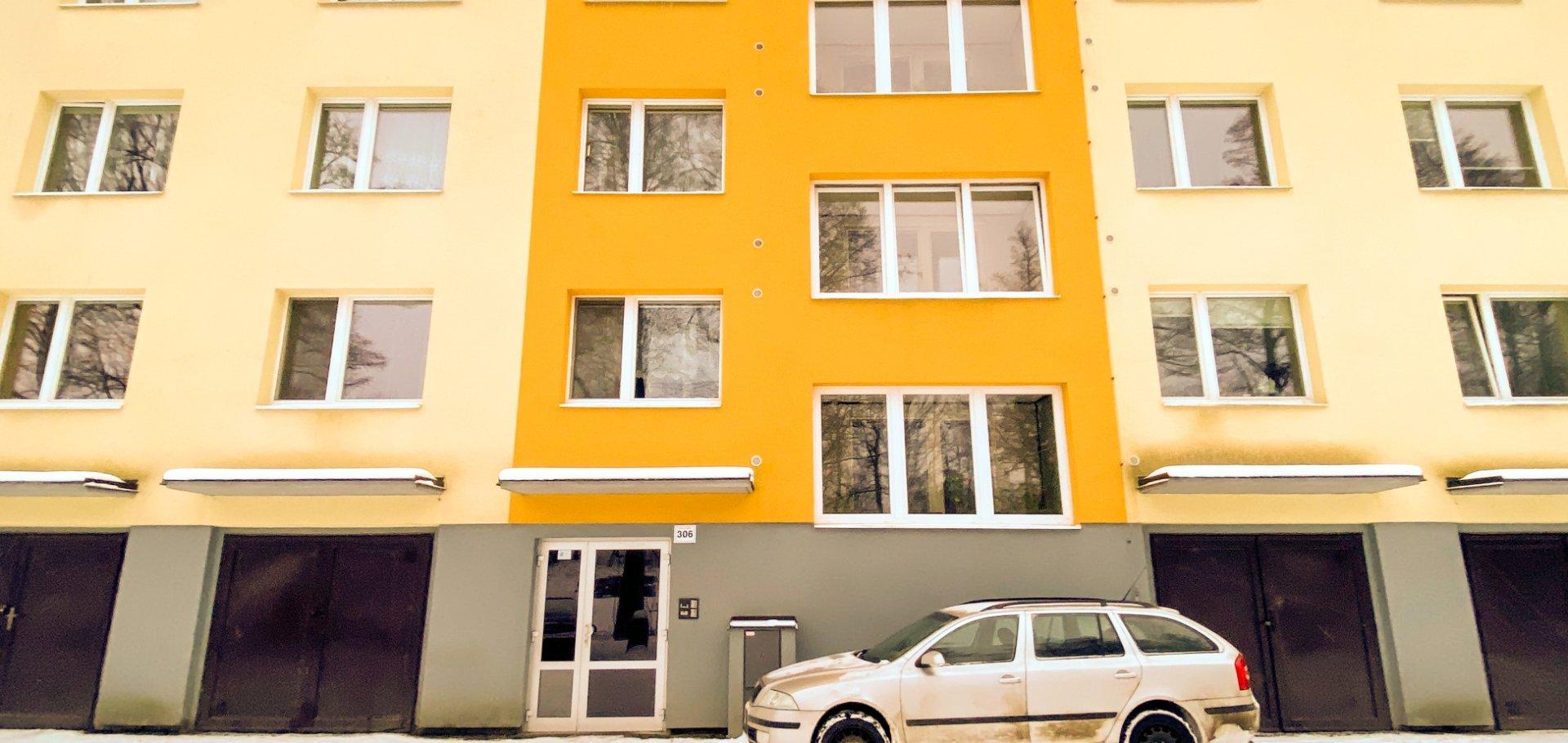 Prodej bytu 1+1 v obci Opatov