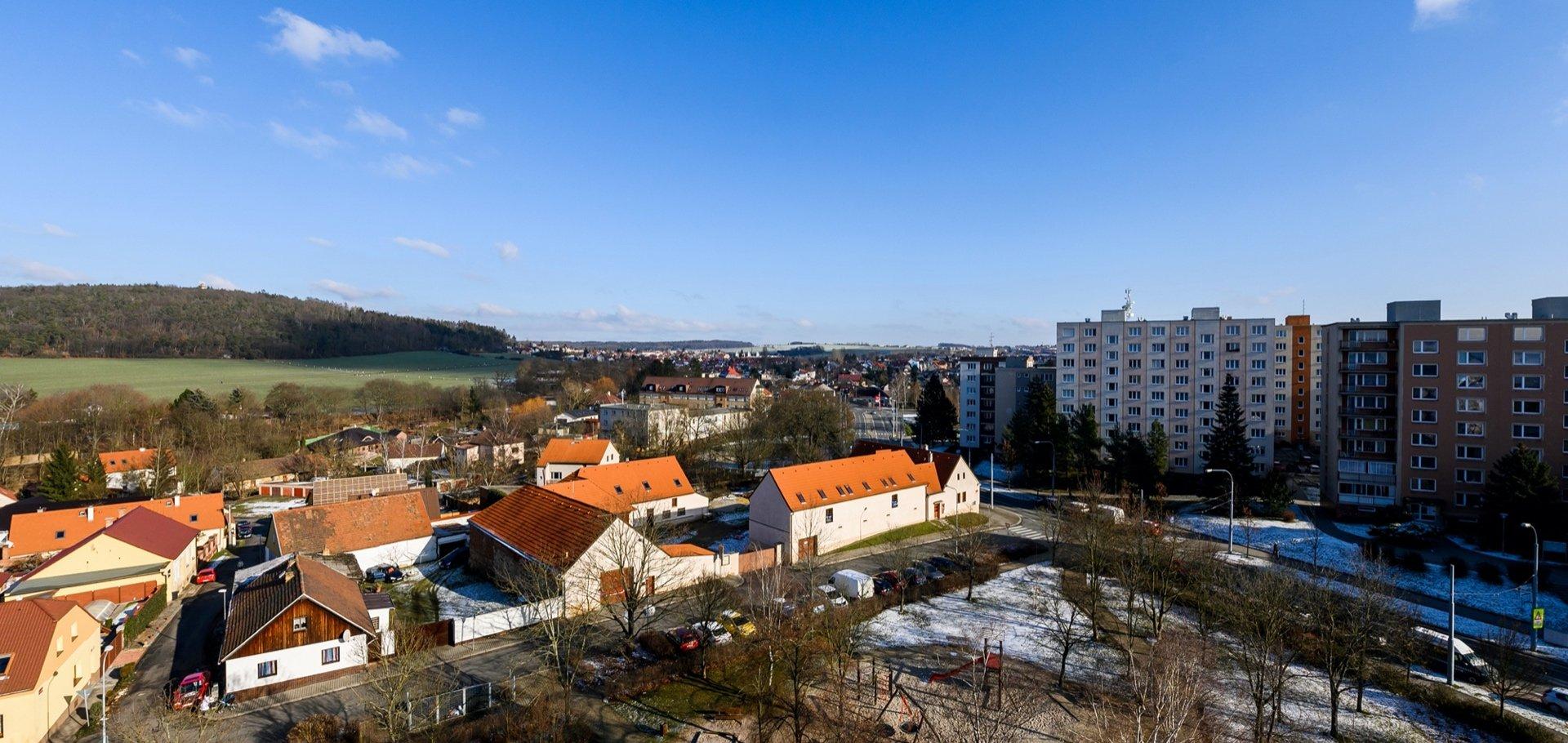 Prodej bytu 3+1, 57m² - Plzeň - Doubravka