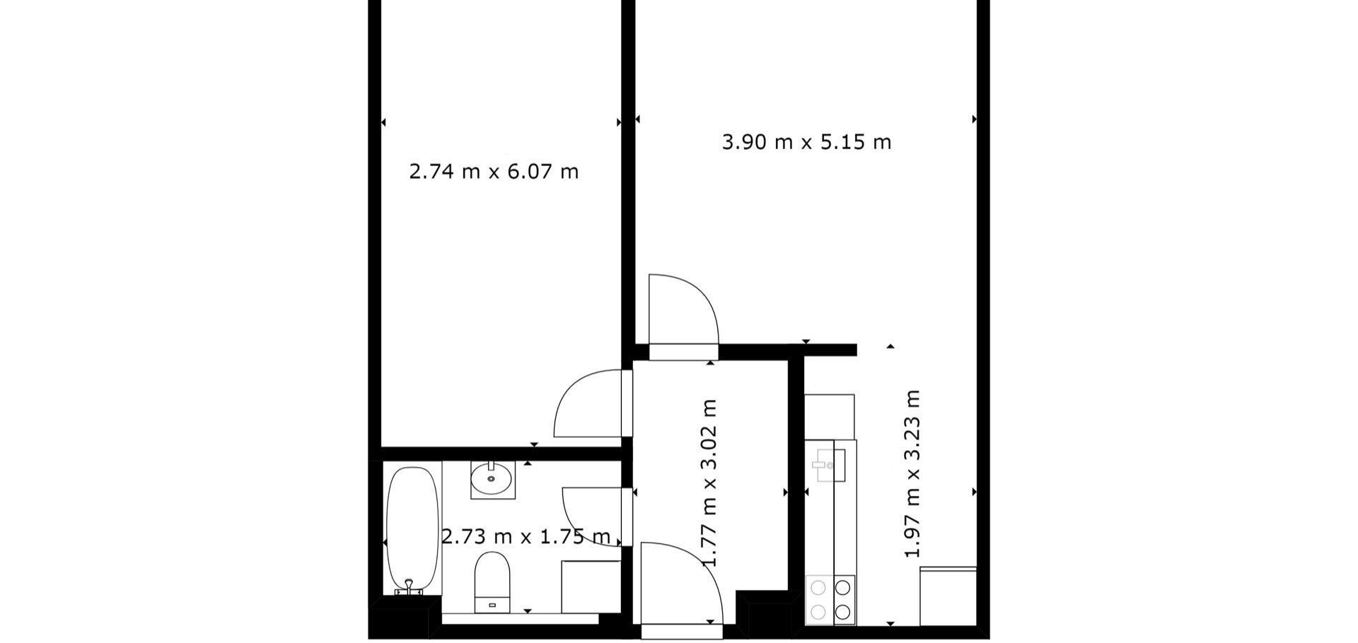 nabízí, prodej, byty 2+kk Na Dražkách 1892, Beroun - Beroun-Město