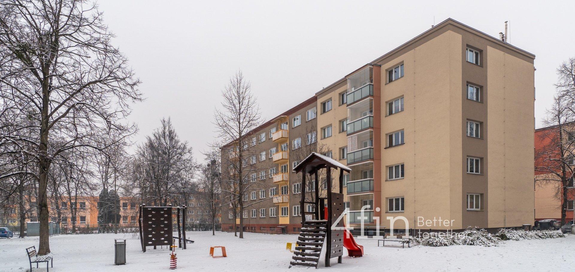 Prodej bytu 2+1, 59 m2, ul. Jablunkovská, Třinec