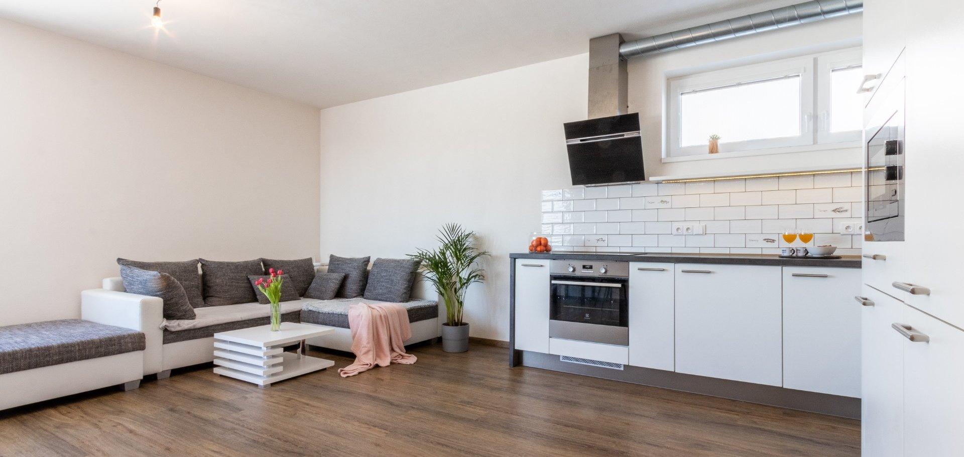 Prodej slunného bytu 2+kk k vlastnímu bydlení nebo investici