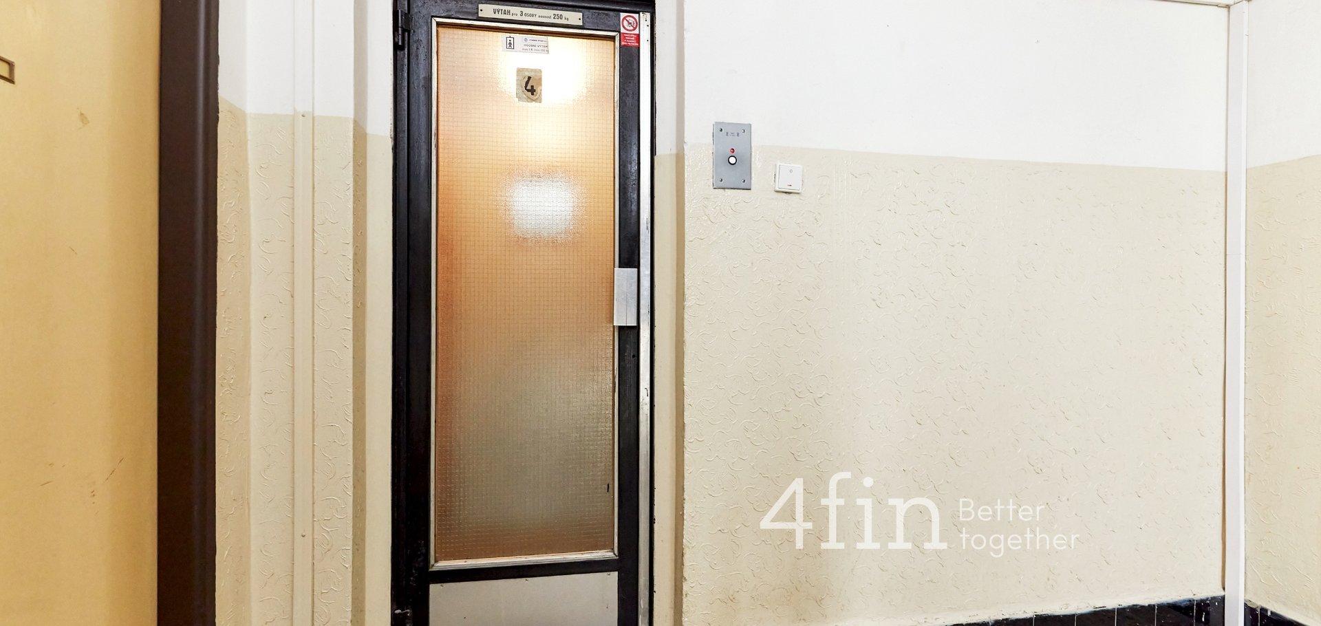 Pronájem, Byty 1+1, 22m² - Praha - Libeň