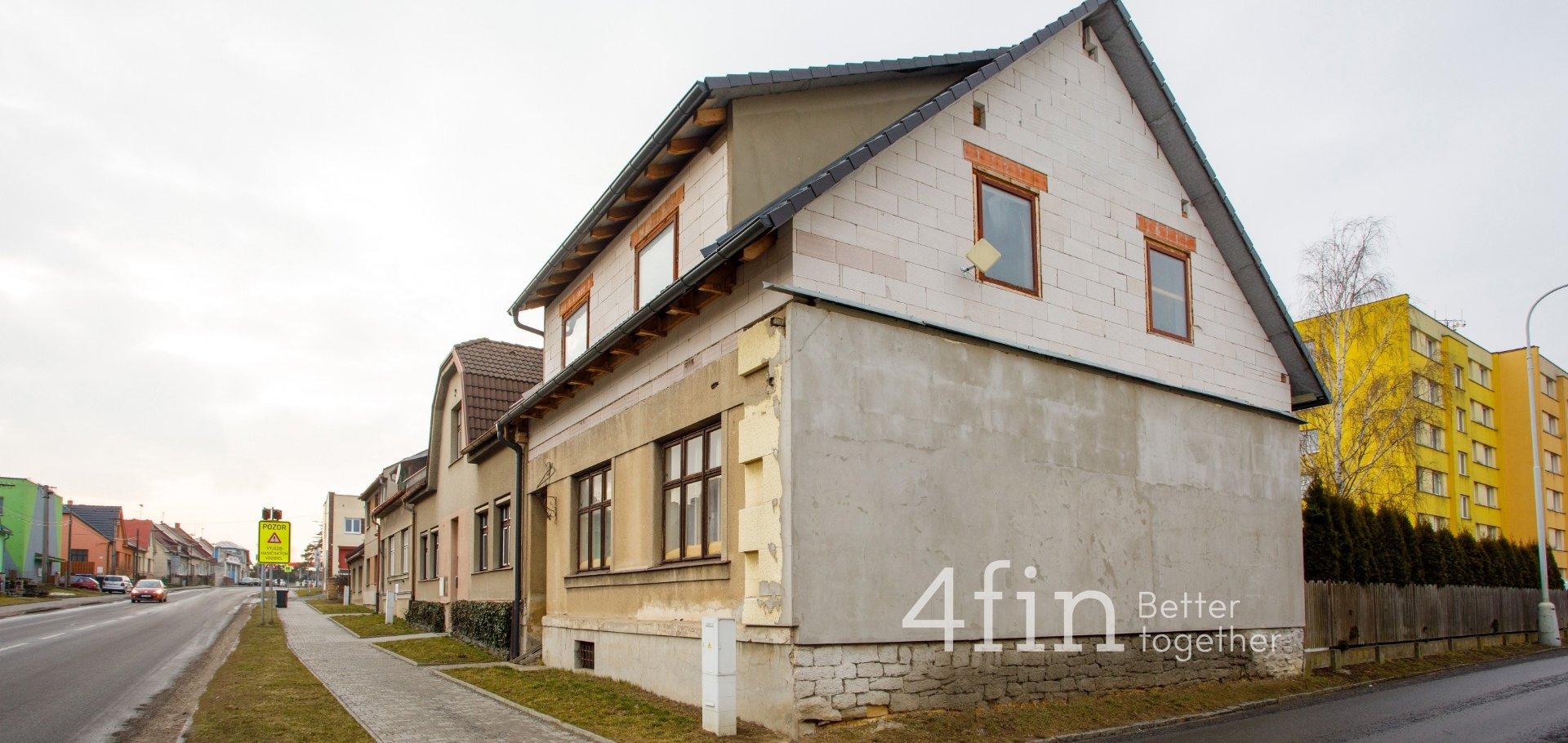 Prodej, Rodinné domy, 224m² - Polička - Dolní Předměstí
