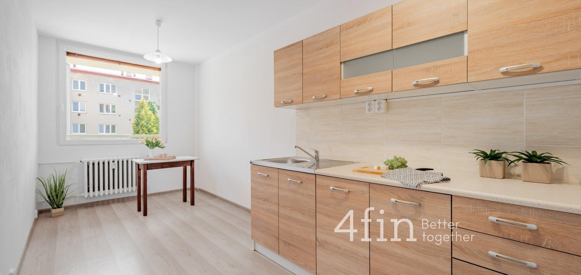 Prostorný byt 4+1 Žitenická, Čáslav - Čáslav-Nové Město