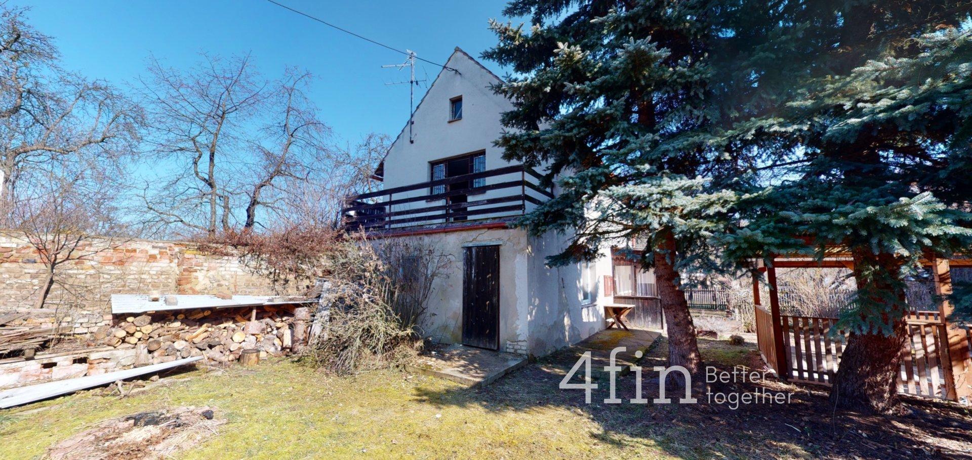 Prodej, Chalupa, 115m² - Děkov - Vlkov