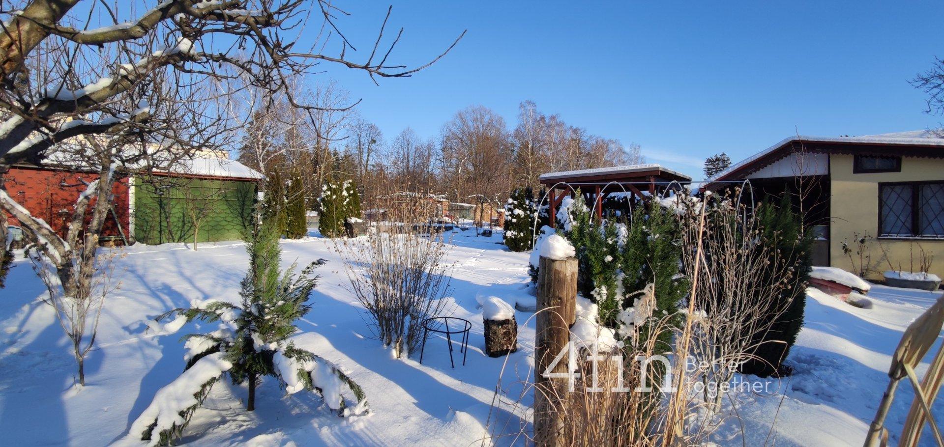Prodej zahrady s chatkou, 402m² , Třinec - Dolní Líštná