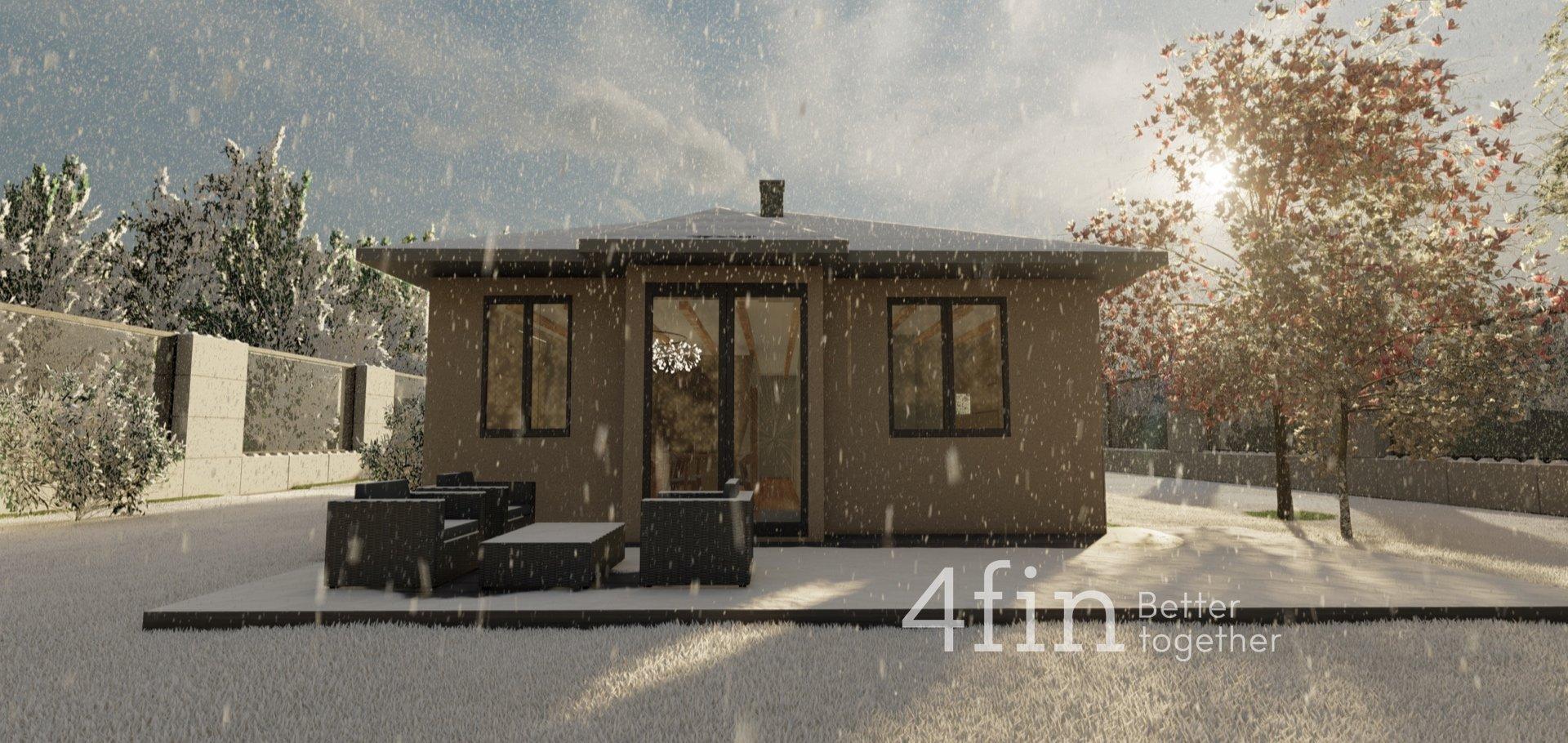 Prodej novostavby rodinného domu, 175m² - Heřmanova Huť