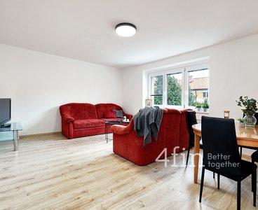 Pronájem zrekonstruovaného bytu 3+1, 72m² - Praha - Dejvice