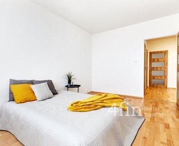 Prodej zrekonstruovaného bytu 3+1, 80m² - Praha - Černý Most