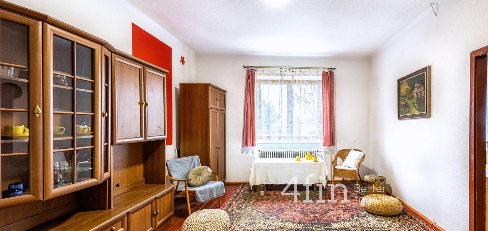 Prodej rodinného domu v obci Okříšky