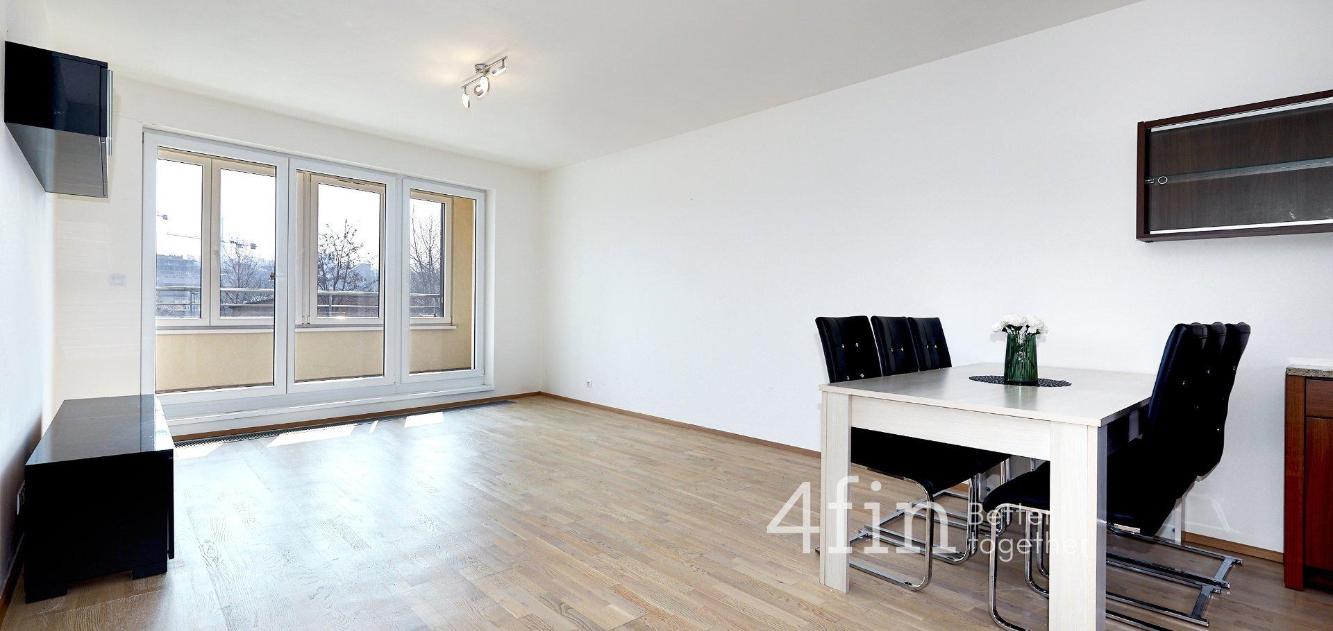 Pronájem bytu se zimní zahradou 4+kk, 122m², Praha - Holešovice