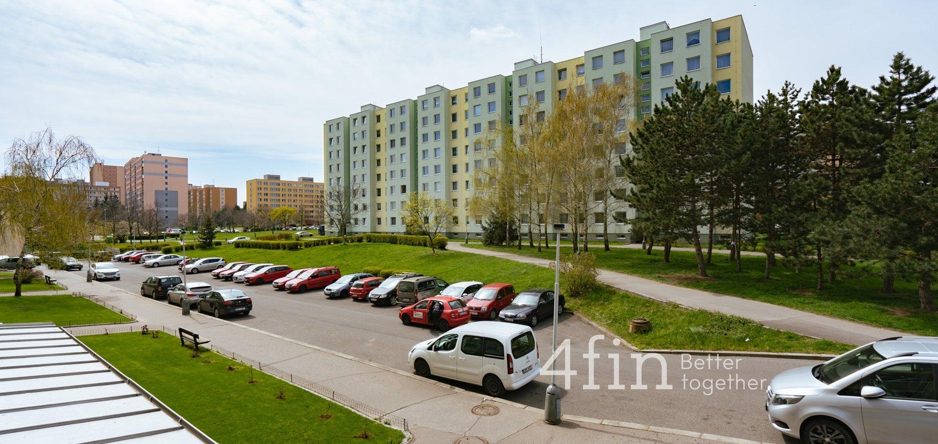 Prodej, Byty 3+1, 70m² - Praha - Háje