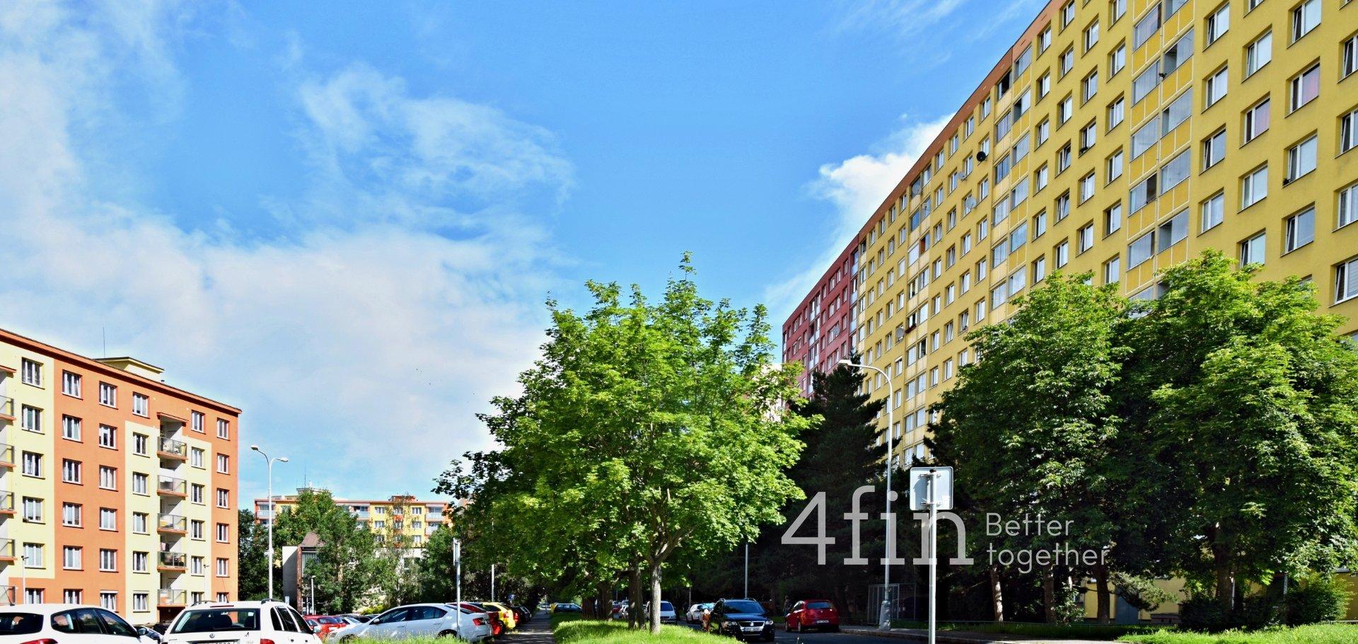 Pronájem, Byty 2+kk, 42m² - Praha - Kamýk