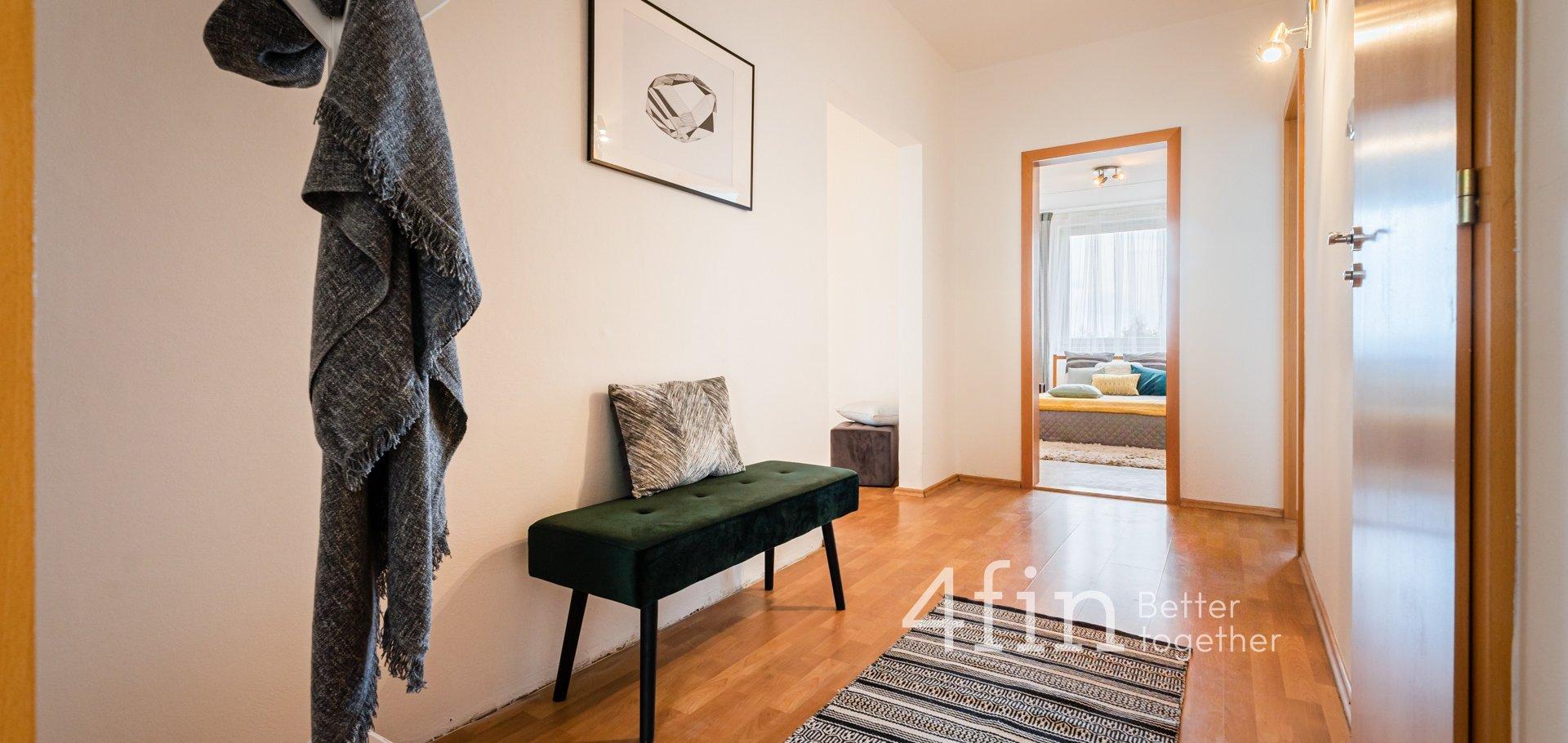 Prodej družstevního bytu 3+1s lodžií, 81m², Werichova - Praha 5