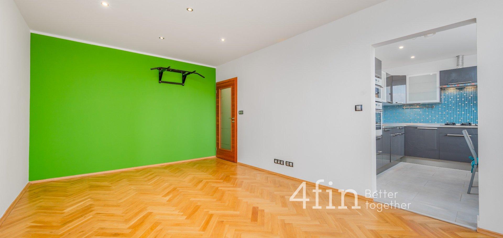 Pronájem, Byty 2+1, 61m² - Praha - Hostivař