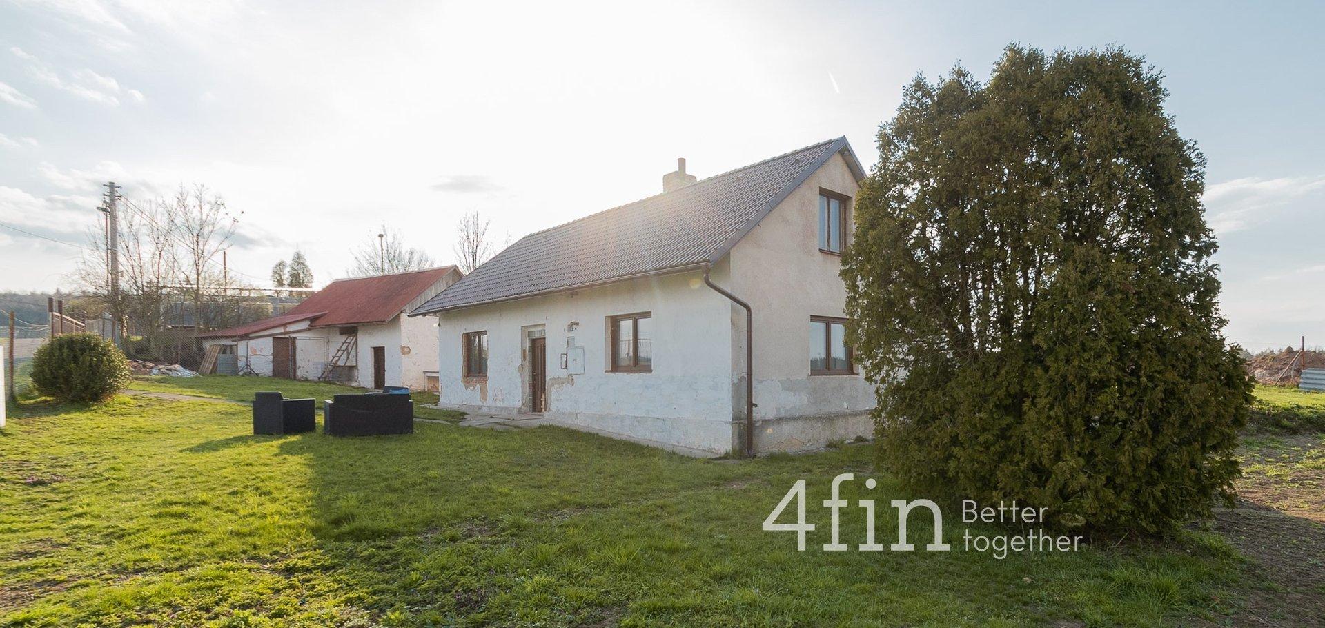 Prodej, Rodinné domy, 75m² - Lešany