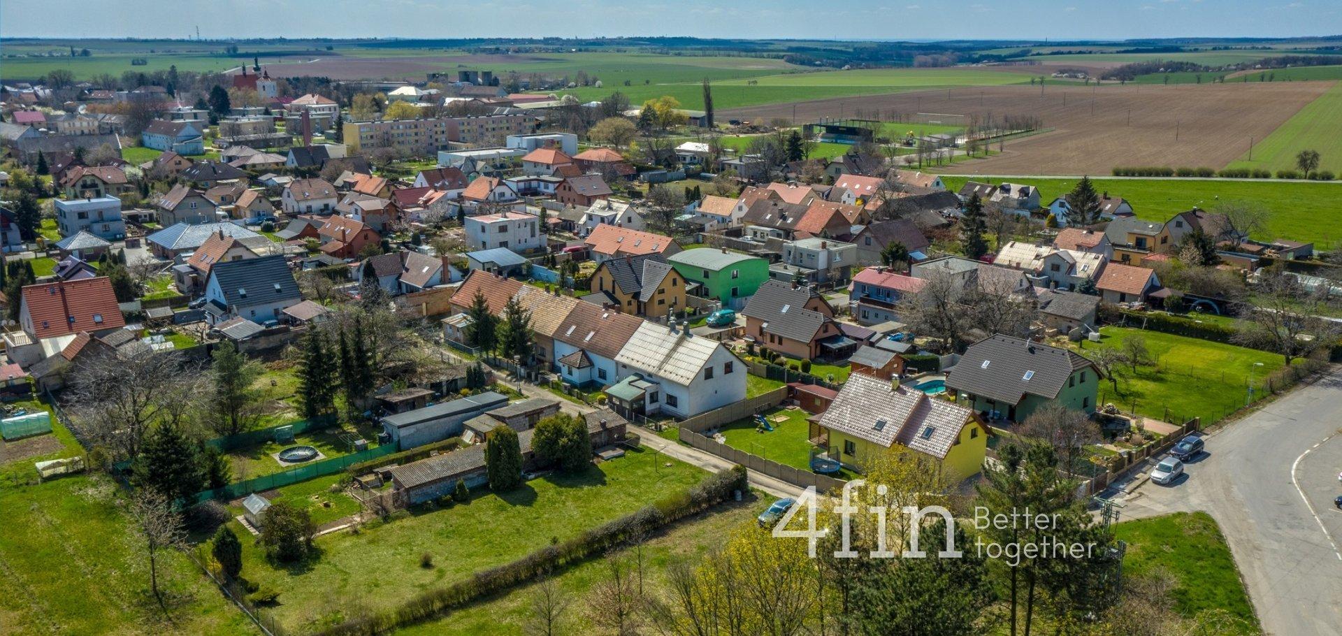 Prodej nízkonákladového domu 5+kk, Chotětov - Ml. Boleslav, 145m2