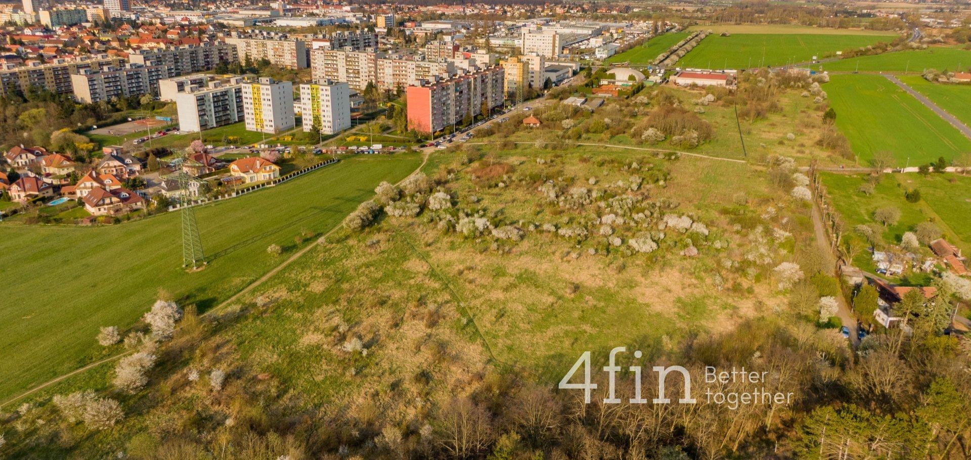 Prodej souboru pozemků, 29 011 m², Praha 4 - Písnice