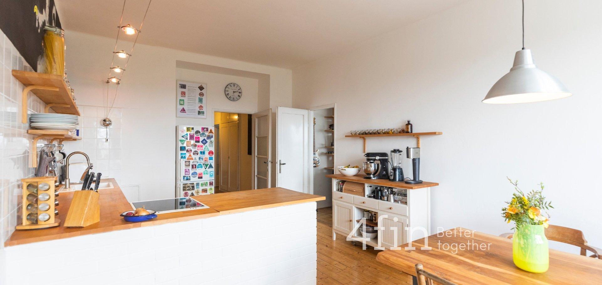 Prodej bytu 2+1 113 m²