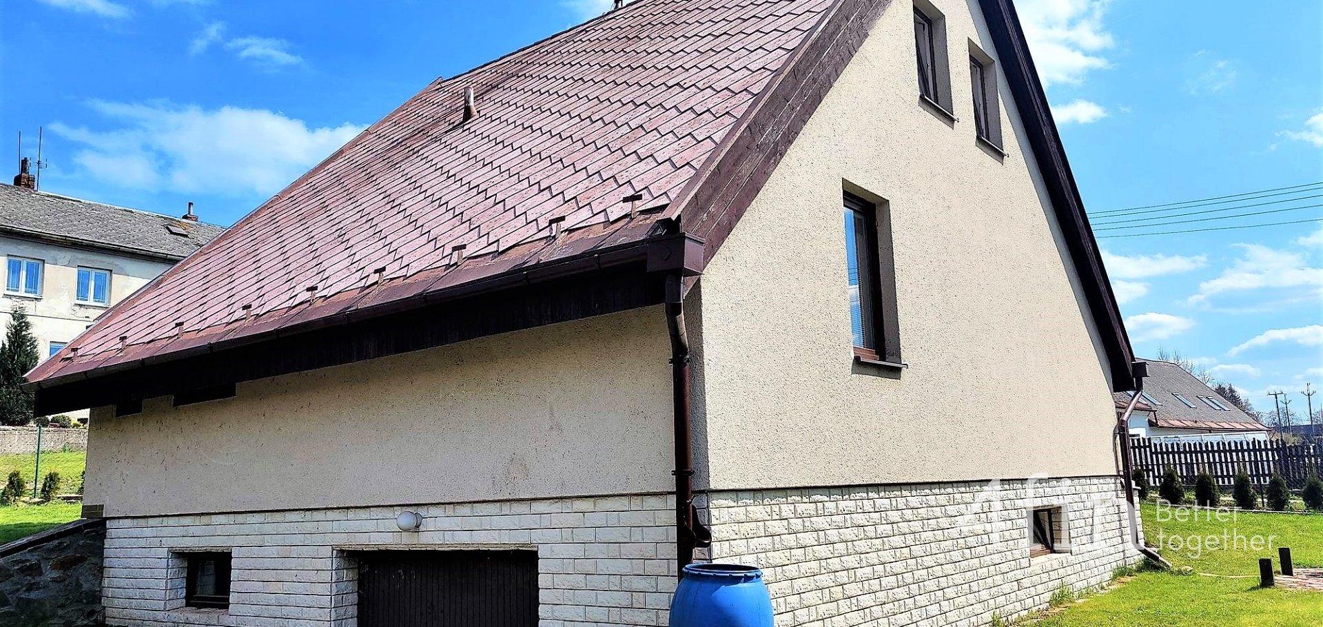 Prodej, Rodinné domy, 250m² - Hradec nad Svitavou