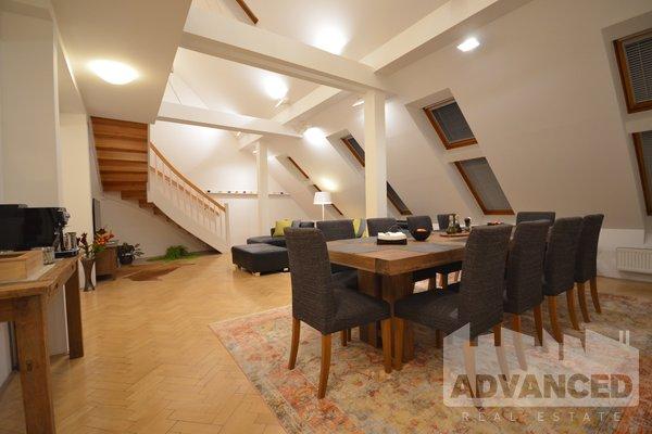 Rent, 4 bedroom flat, 292 m2