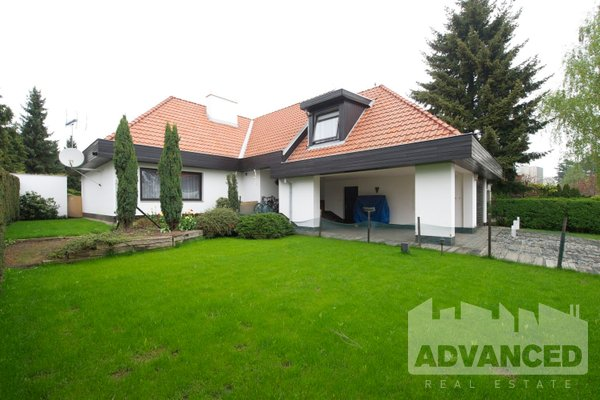 Rent, Family house, 417 m2