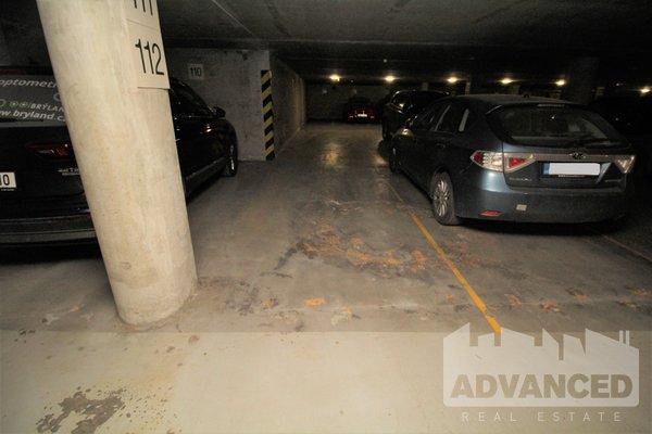 Rent, Garage parking space, 24 m2