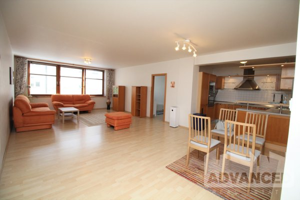 Rent, Flat of 1 bedroom, 78 m2