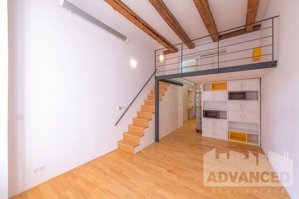 Pronájem, Byty 1+1, 38 m²