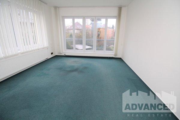 Pronájem vily, reprezentativní kanceláře, 624 m2