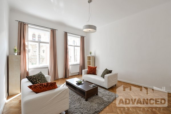 Rent, 2 bedroom flat, 105 m2 with balcony