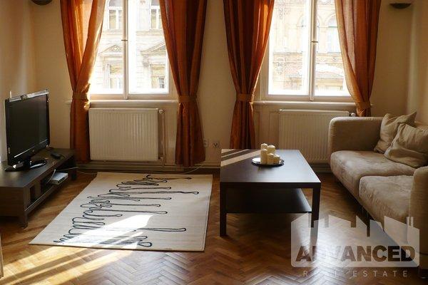 Pronájem, Byt 3+1, 105 m² s balkonem